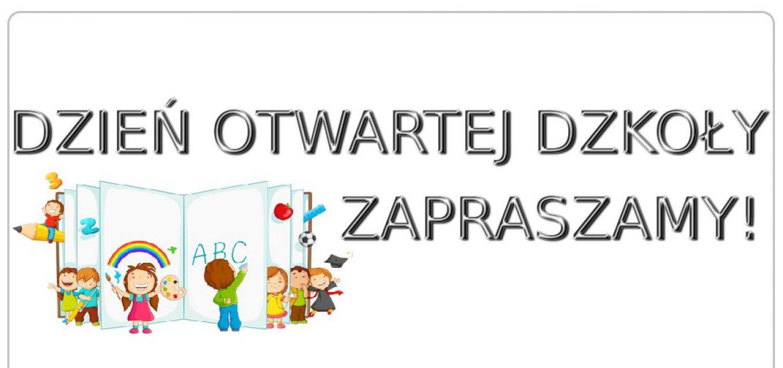 Dzień otwartej szkoły dla przyszłych pierwszaków iich rodziców