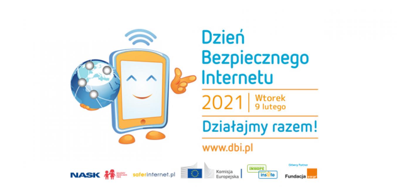 Tydzień Bezpiecznego Internetu 2021 wnaszej szkole